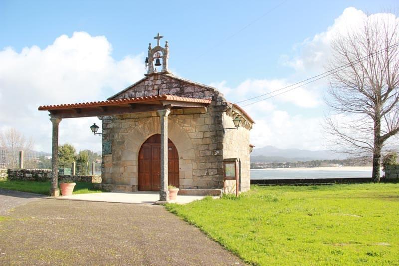baiona capilla santa marta