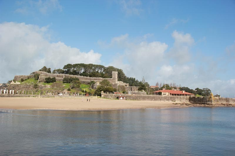 baiona fortaleza monterreal