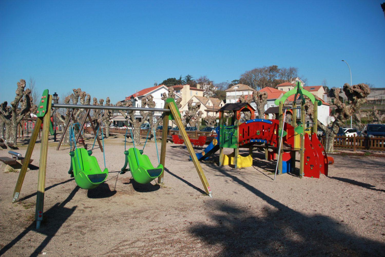 Parque de la Alameda de Ramallosa