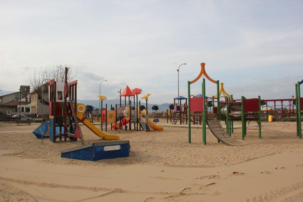 parque de playa America igran