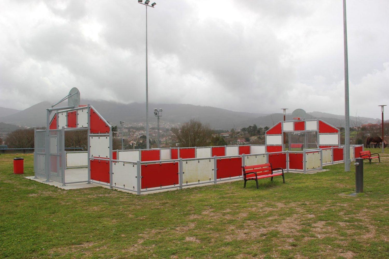 Parque infantil de Vilariño