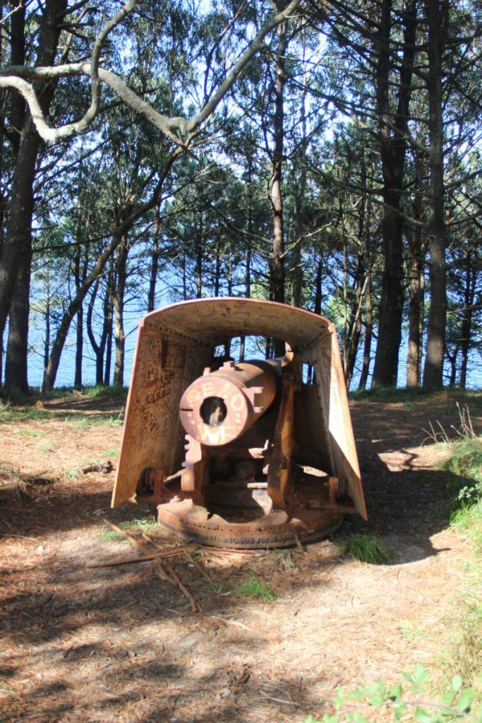 cañón monteferro