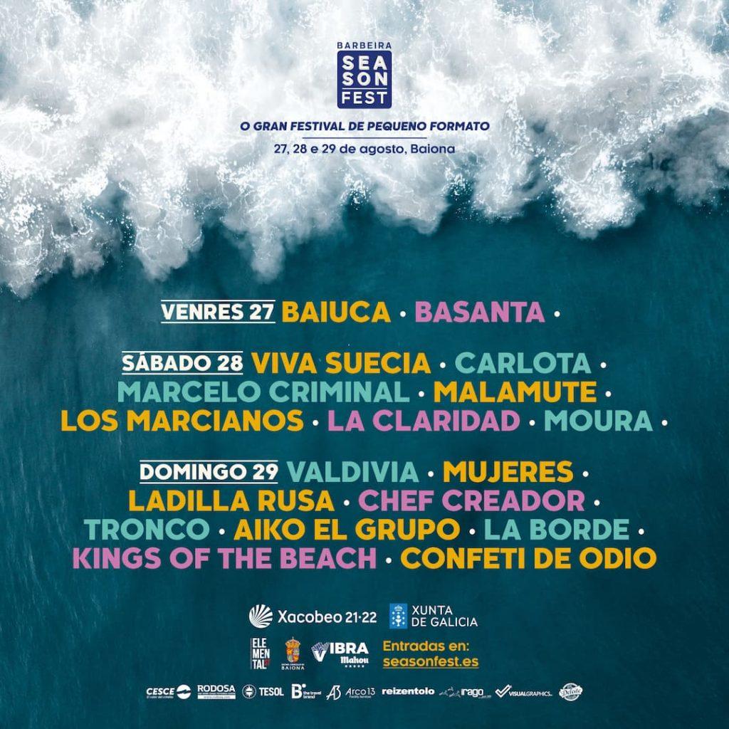Barbeira Season Fest 2021