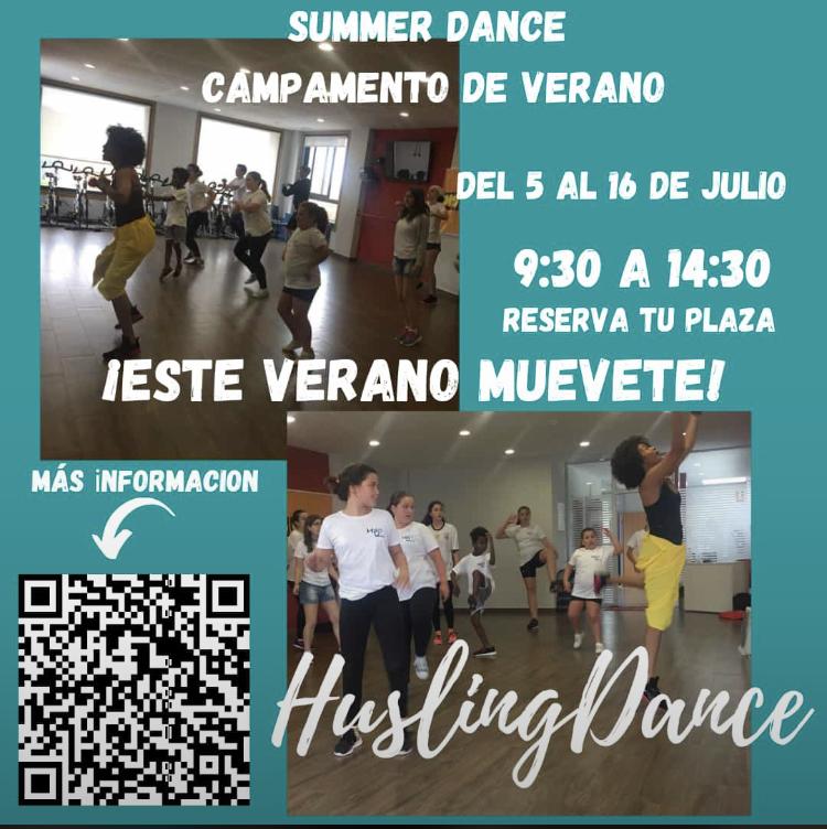 Campamento de verano Summer Dance