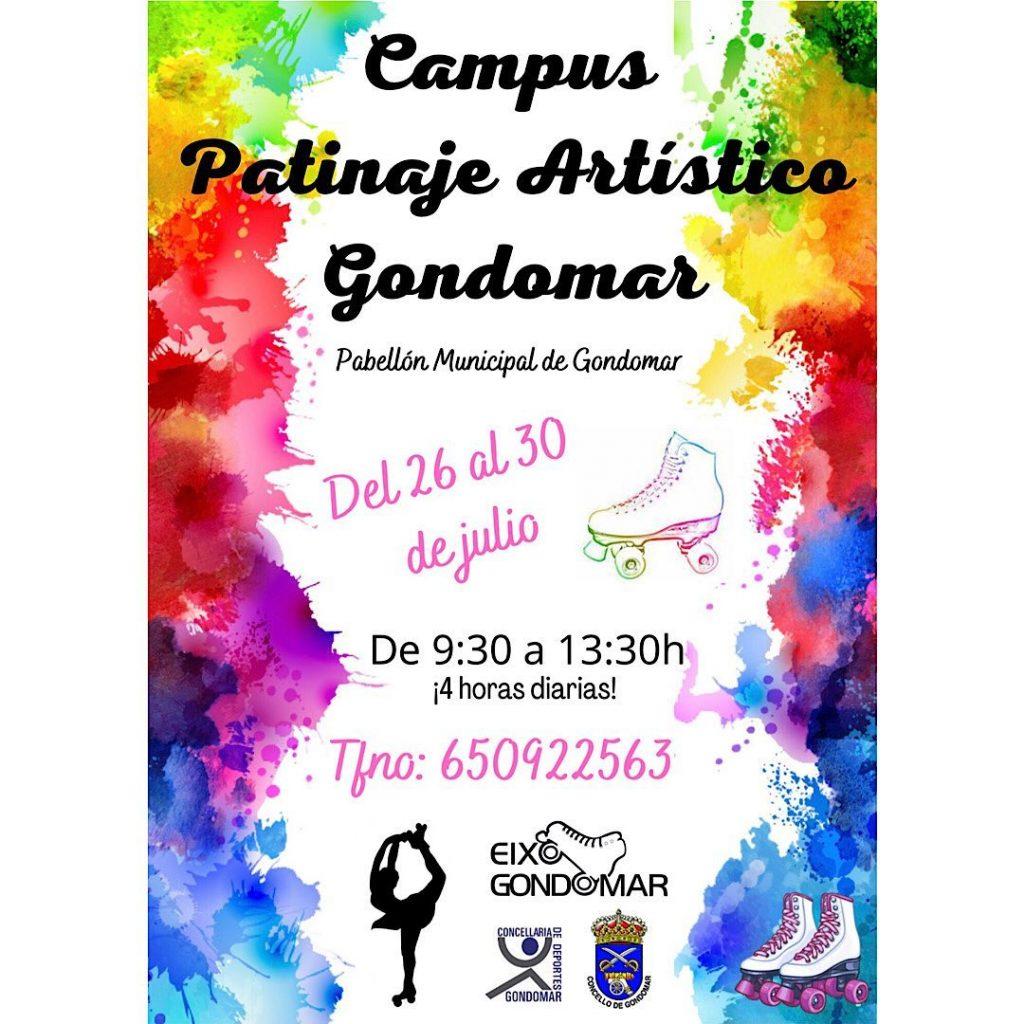 Campus Patinaje artístico Gondomar