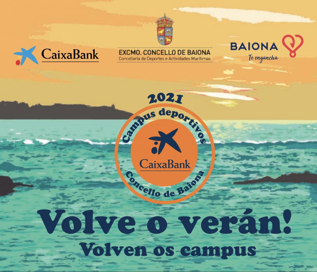 campus de verano baiona