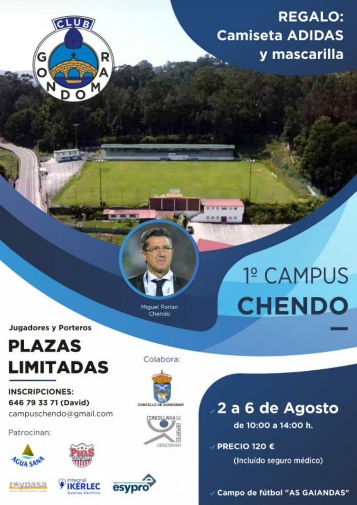 Campus de futbol Chendo