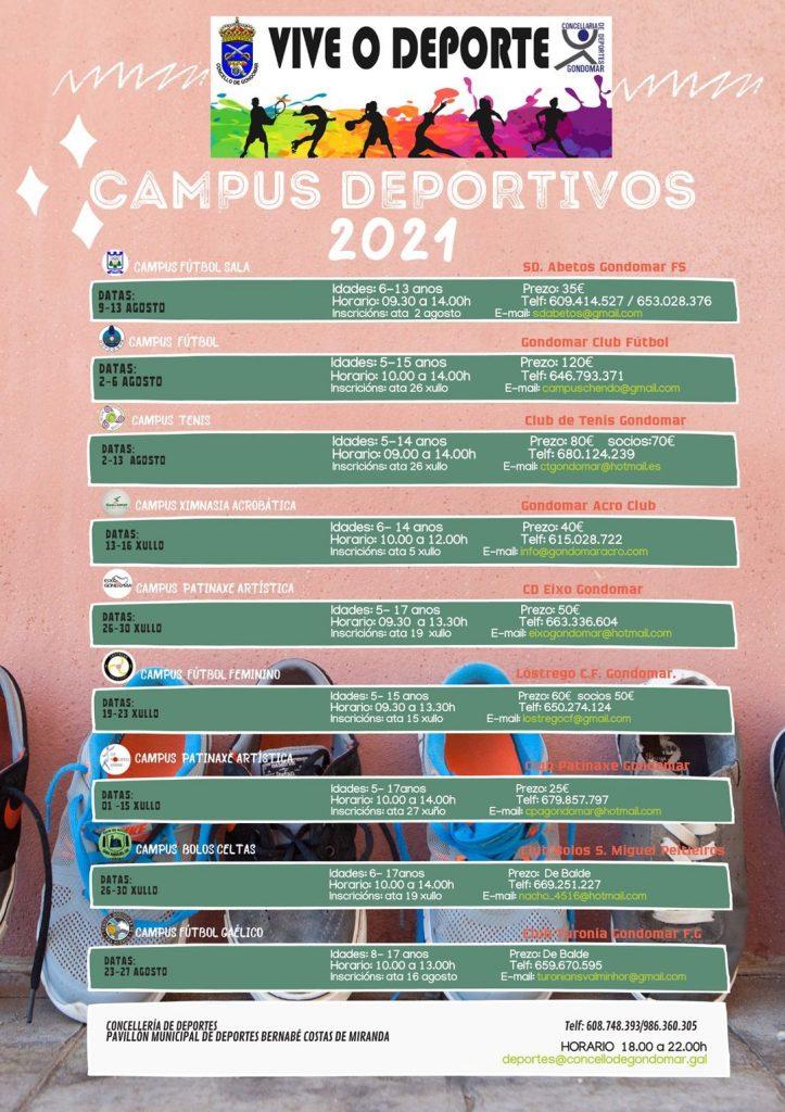 Campus de Verano de Gondomar