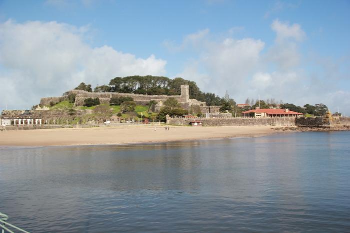playa da ribeira Baiona