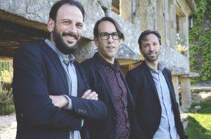 Blue Monk Trio en solpor Monteferro