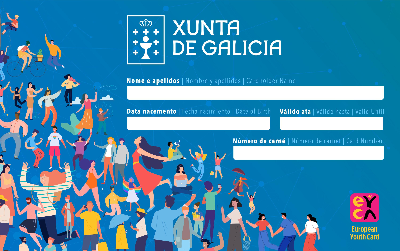 Carné Xove de la Xunta de Galicia y donde utilizarlos en el Val Miñor