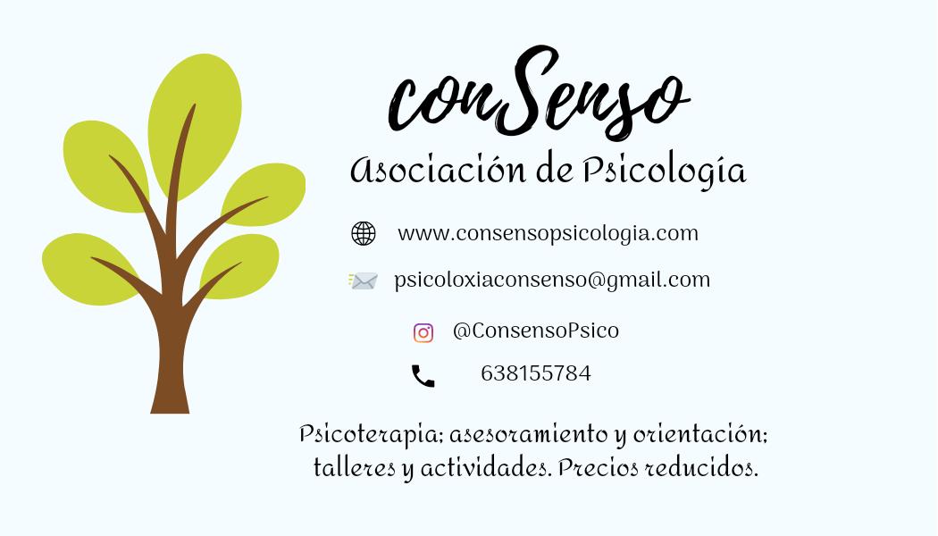 Asociación Consenso Psicología