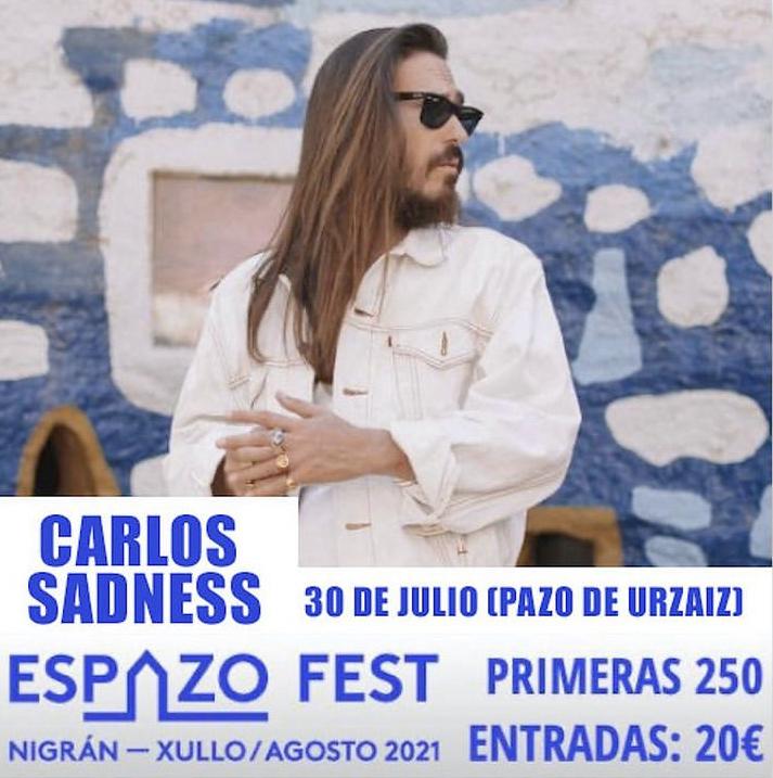 espazo fest Carlos sadness