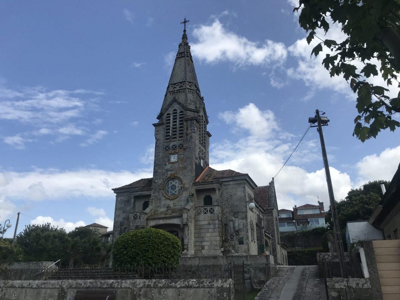 IGLESIA DE SANTA CRISTINA DA RAMALLOSA
