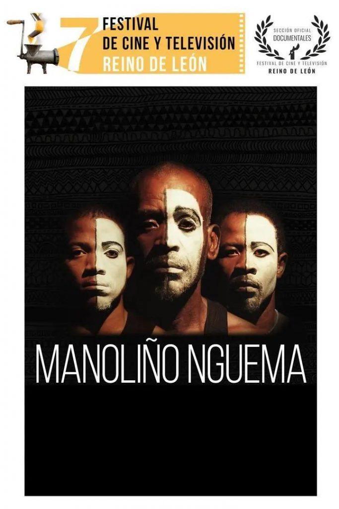 Cine en Gondomar. Manoliño Nguema
